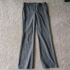 Ann Taylor Factory Signature Pants (Gray)